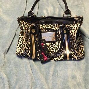 Betseyville leopard print purse